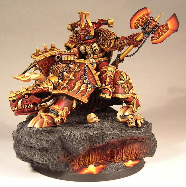 Painting magmatrax tutorial painting tutorials the bolter and