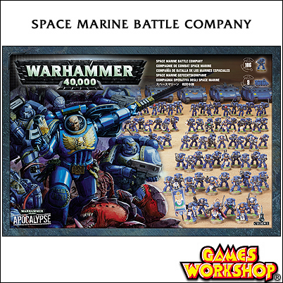 Apocalypse and the wolves - + SPACE WOLVES + - The Bolter and Chainsword