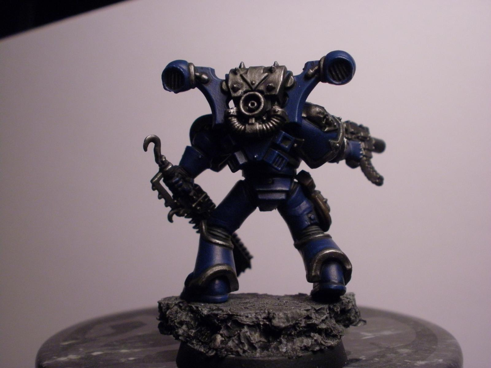 Alpha Legion Wip Works In Progress The Bolter And Chainsword