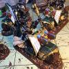 White Scars Vs Dark Angels & Deathwatch - 8th Edition Batrep - last post by PhotoPhil